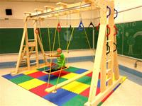 Indoor Sensory Gym
