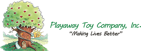 PlayAway Toy Company, Inc., logo