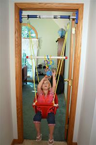 Rainy Day Indoor Infant/toddler Swing